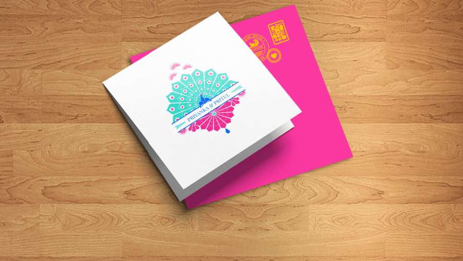 Best Wedding Card Design Company